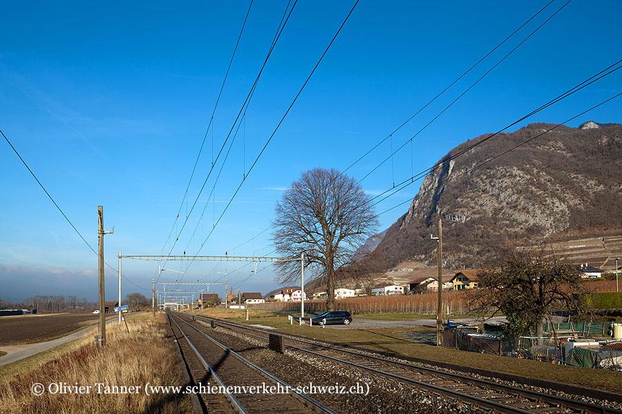 "Bahnhof ""Yvorne"""