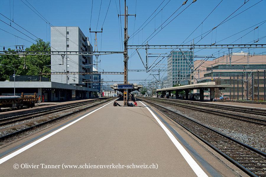 """Bahnhof """"Zürich Altstetten"""""""
