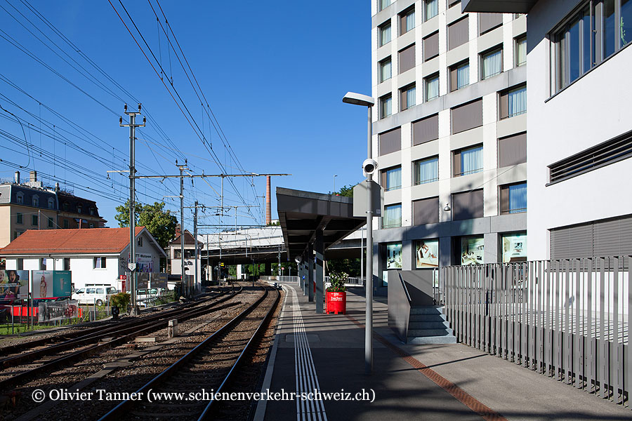 "Bahnhof ""Zürich Giesshübel"""