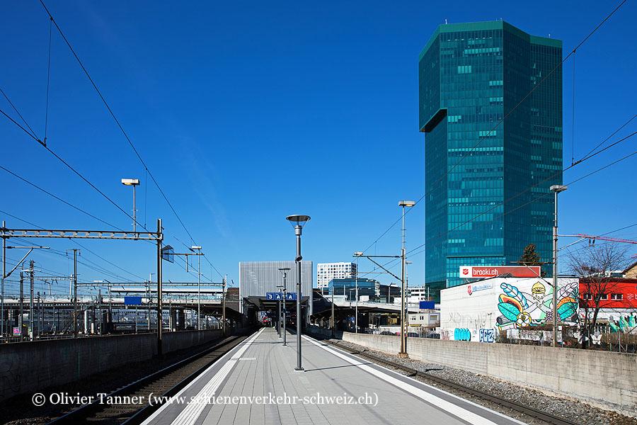 """Bahnhof """"Zürich Hardbrücke"""""""