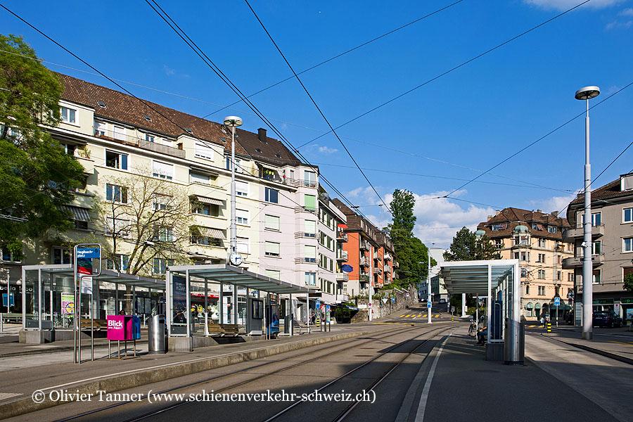 """Bahnhof """"Zürich Hegibachplatz"""""""