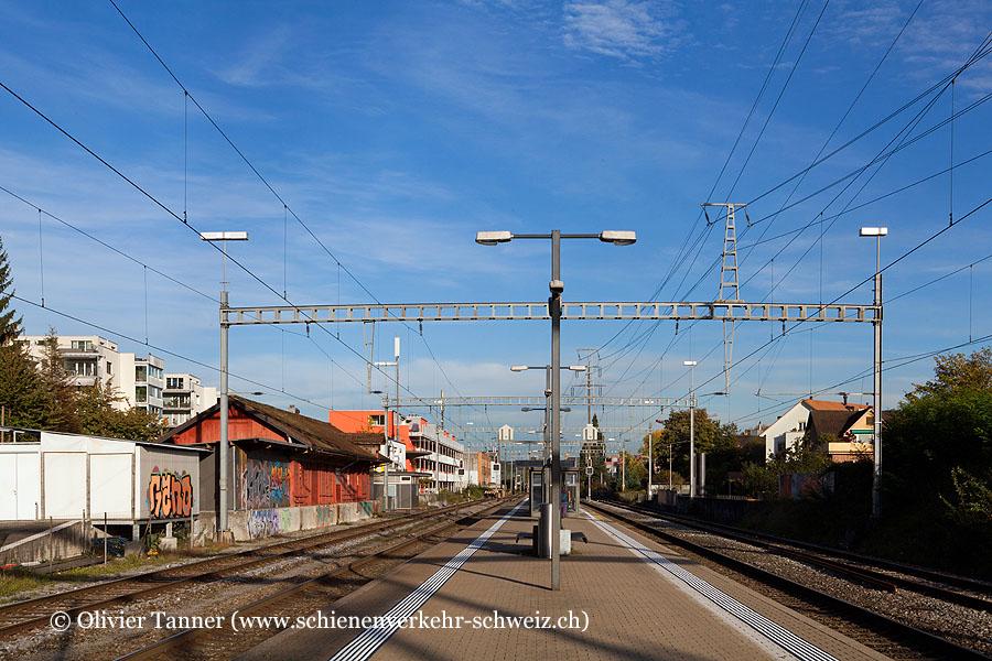 """Bahnhof """"Zürich Seebach"""""""