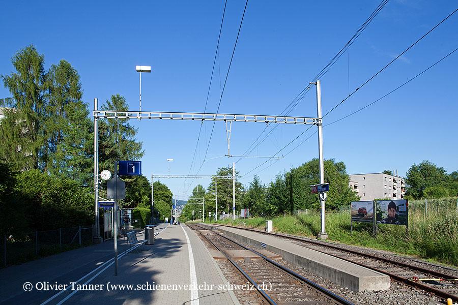 """Bahnhof """"Zürich Triemli"""""""