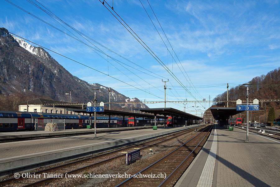 "Bahnhof ""Ziegelbrücke"""