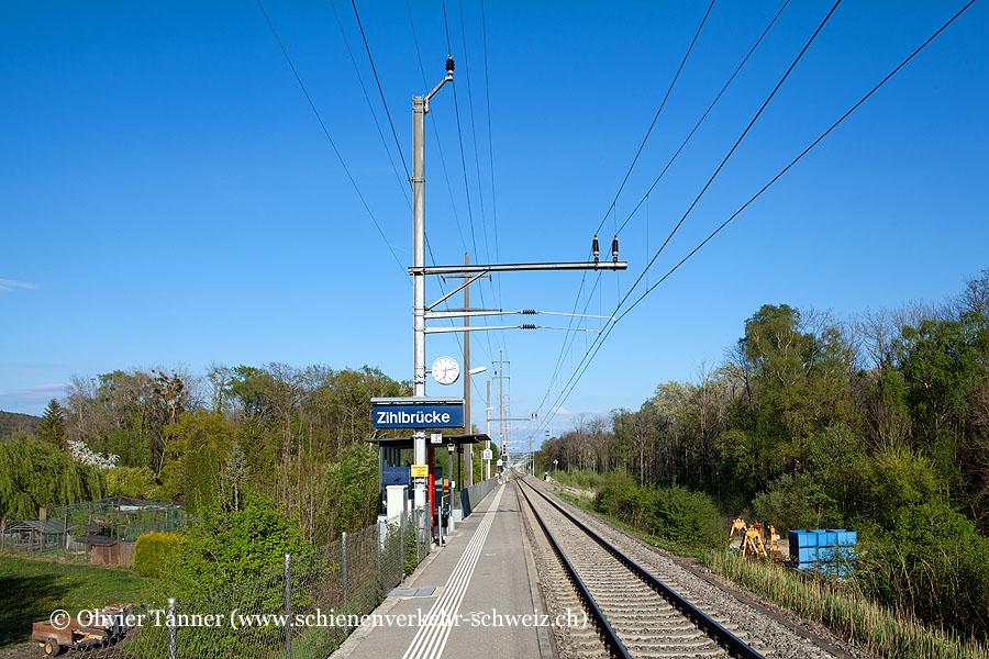 """Bahnhof """"Zihlbrücke"""""""