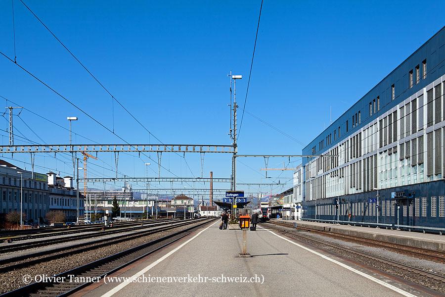 "Bahnhof ""Zofingen"""