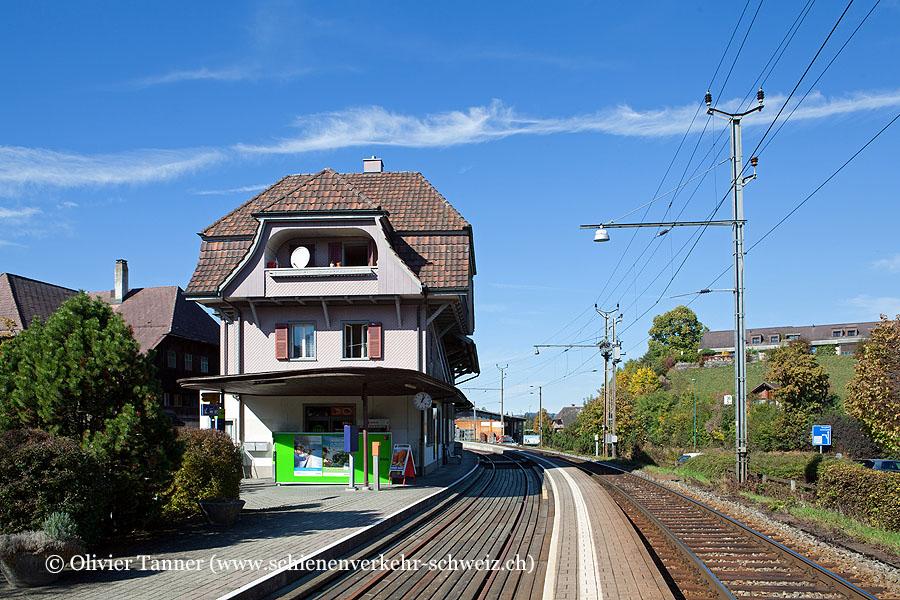 """Bahnhof """"Zollbrück"""""""