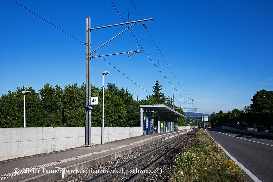 "Bahnhof ""Zufikon"""