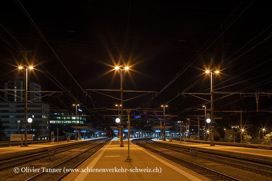 "Bahnhof ""Zug"""