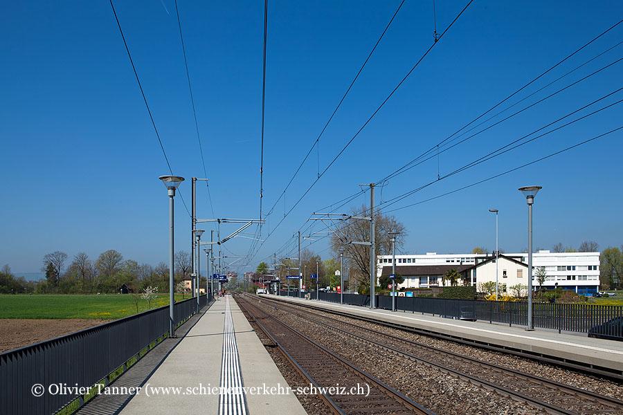 "Bahnhof ""Zug Chollermüli"""