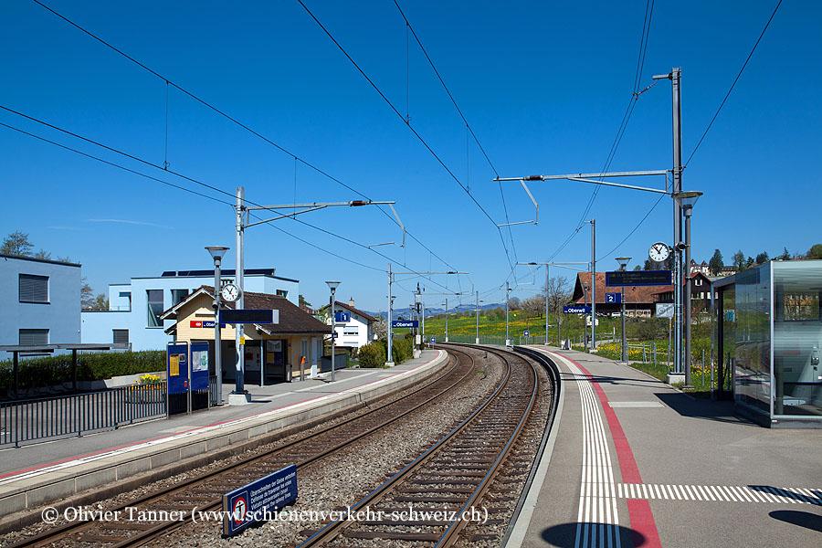 """Bahnhof """"Zug Oberwil"""""""