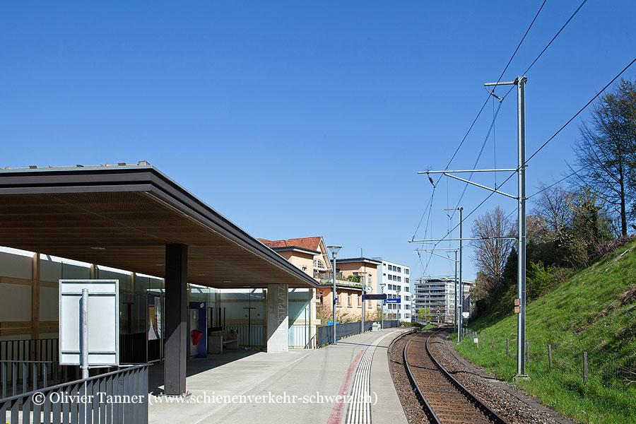 """Bahnhof """"Zug Postplatz"""""""