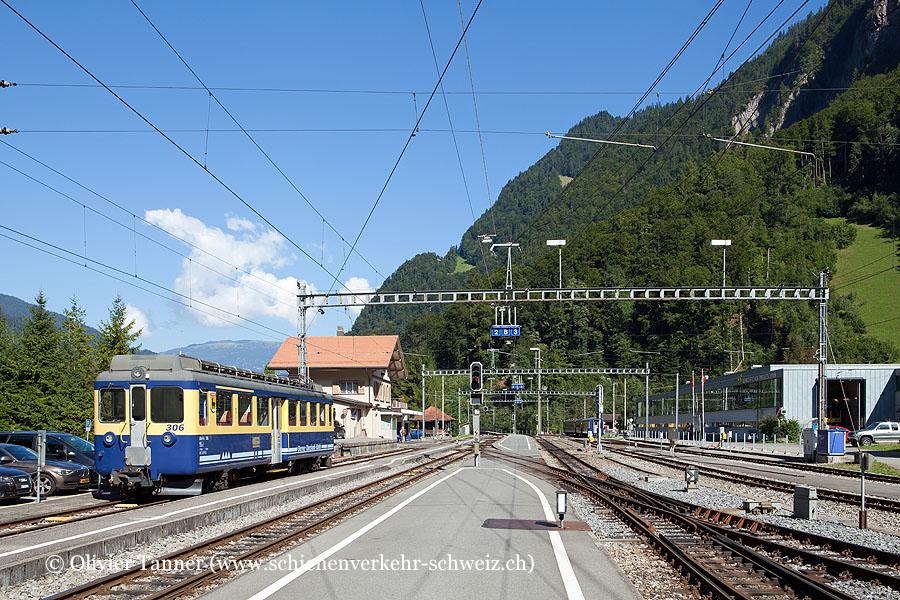 """Bahnhof """"Zweilütschinen"""""""