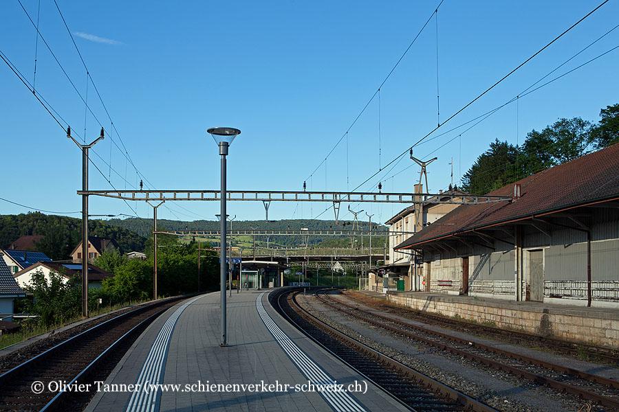 """Bahnhof """"Zwingen"""""""