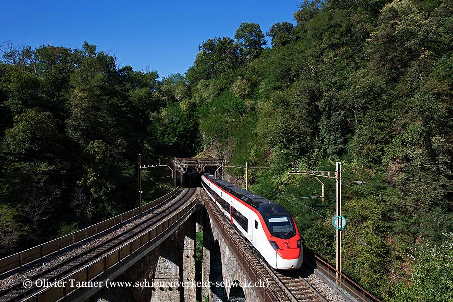 Piantorino Viadukt