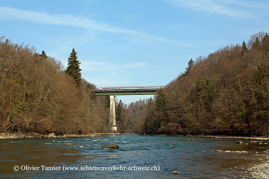 Reussbrücke Mellingen