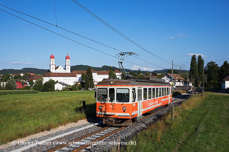 Be 4/4 103 als Regio St. Urban Ziegelei – Langenthal