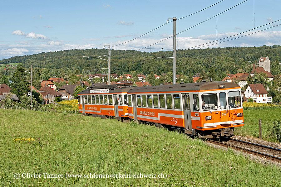 Regio Langenthal – Niederbipp – Solothurn mit Be 4/4 303