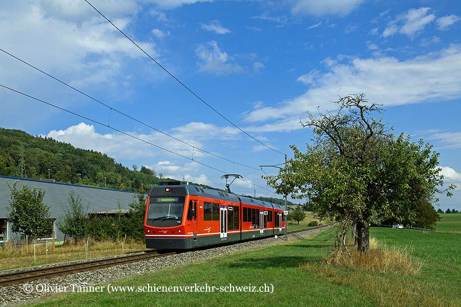 Be 4/8 113 als Regio Langenthal – Oensingen – Solothurn