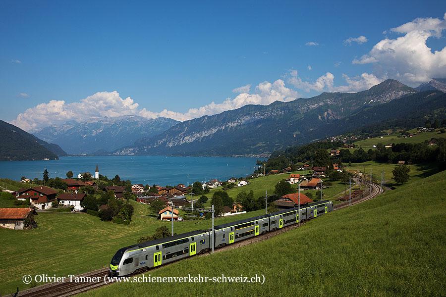 RABe 515 015 als Regio Interlaken Ost – Spiez