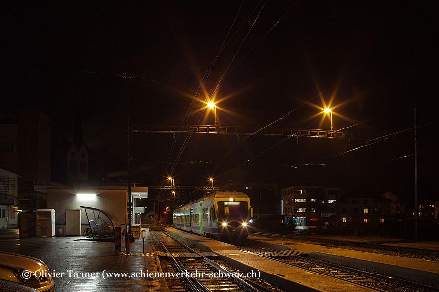 RABe 525 011 als S7 Langenthal – Wolhusen