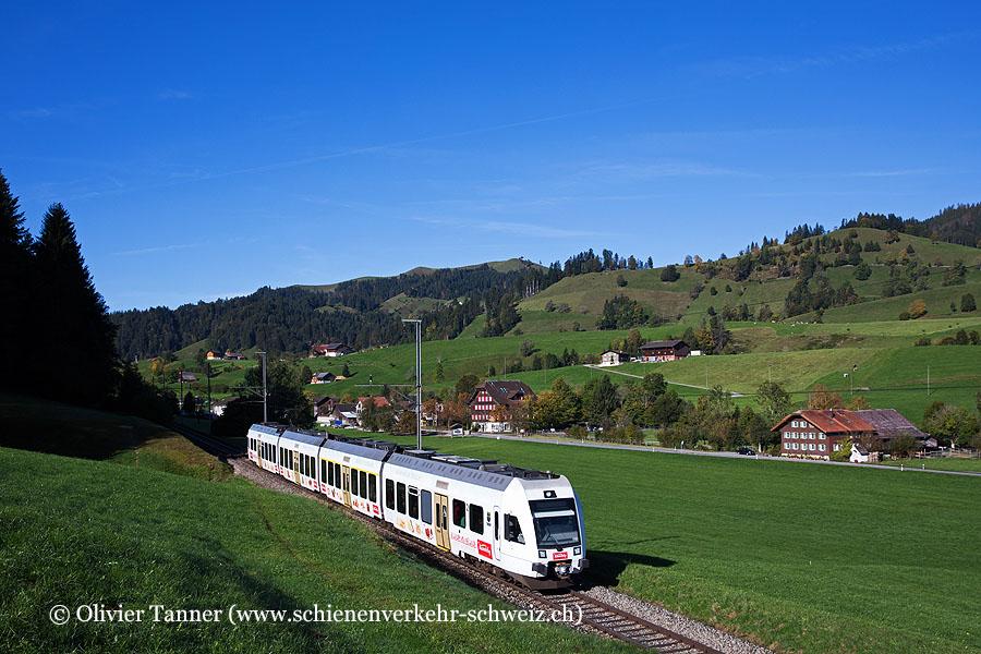 Kamblyzug aus RABe 535 115 als RegioExpress Bern – Luzern