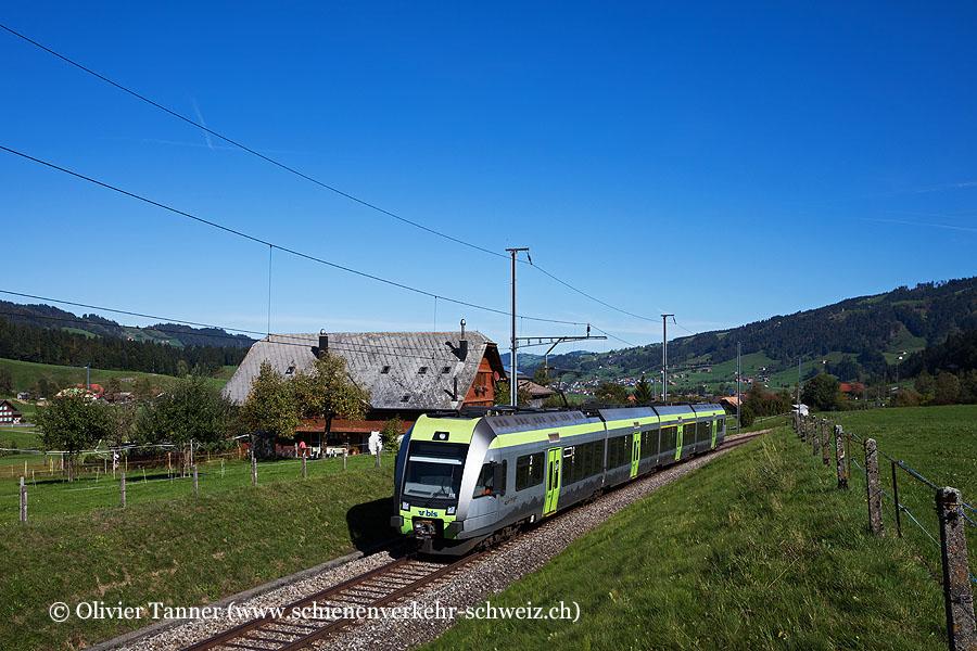 RABe 535 118 als RegioExpress Luzern – Bern