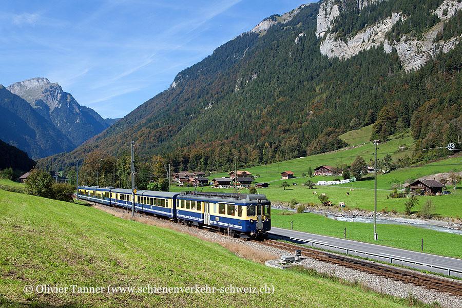 ABeh 4/4' 308 mit Regio Interlaken – Zweilütschinen – Grindelwald