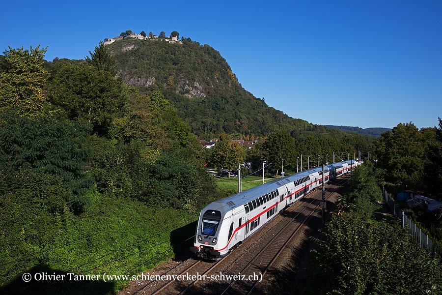Br 147 561 mit Radexpress Bodensee Stuttgart Hbf – Horb – Singen (Hohentwiel) – Konstanz