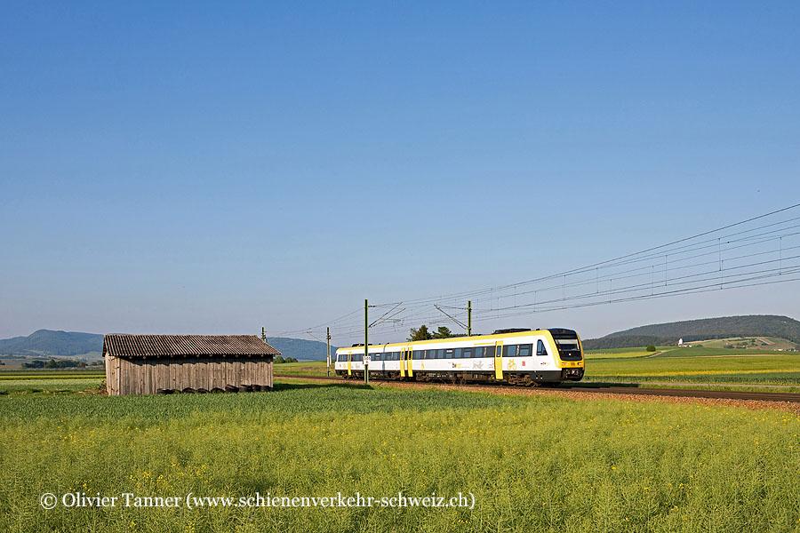 Br 426 612 067 als InterRegio-Express Schaffhausen – Waldshut