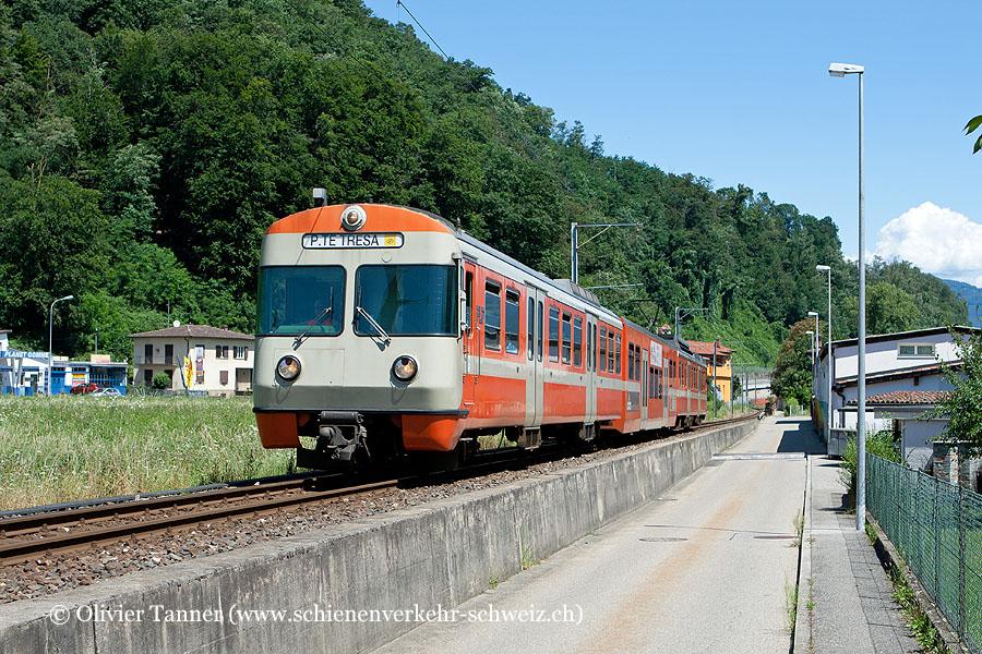 Be 4/12 21 als S60 Lugano – Ponte Tresa