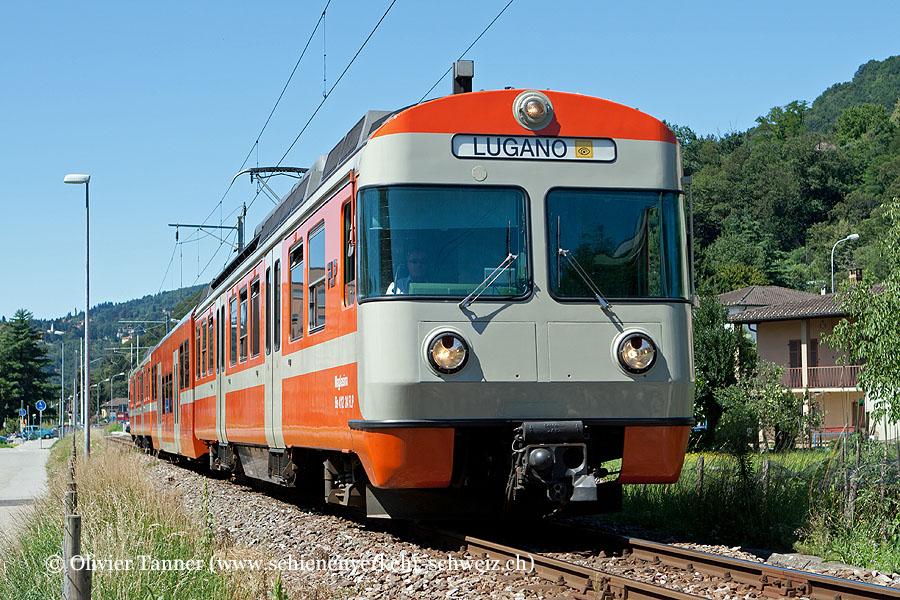 Be 4/12 24 als S60 Ponte Tresa – Lugano