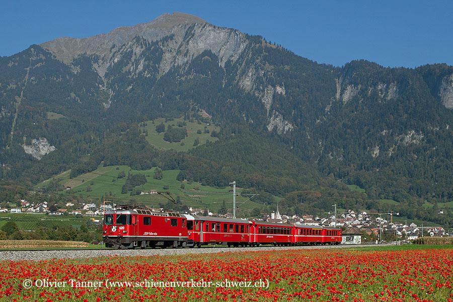 Ge 4/4'' 620 mit Engadin-Star St. Moritz – Landquart