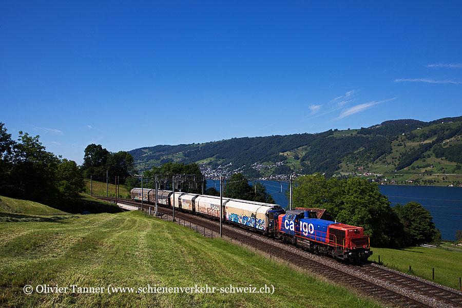 Am 843 088 auf dem Weg nach Altdorf