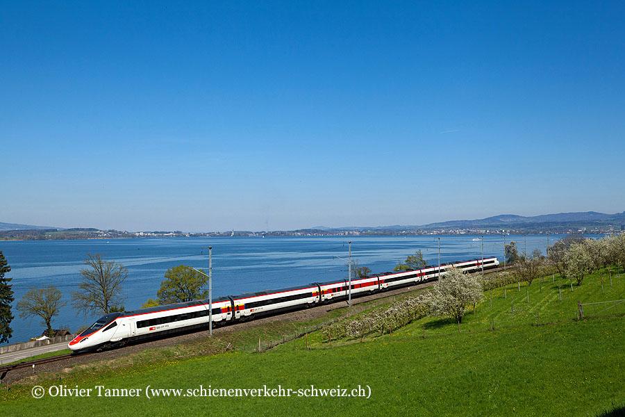 ETR 610 13 als EC Zürich – Milano