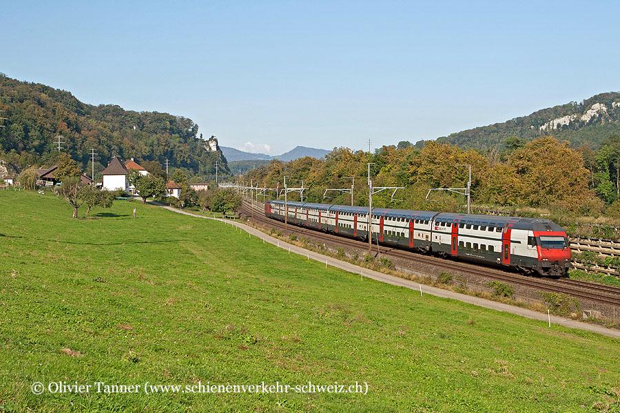 IC2000-Pendelzug als IR Olten – Bern