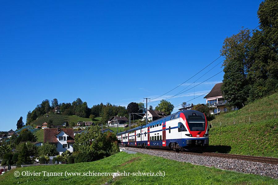 RABe 511 045 als S7 Winterthur – Zürich HB – Meilen – Rapperswil