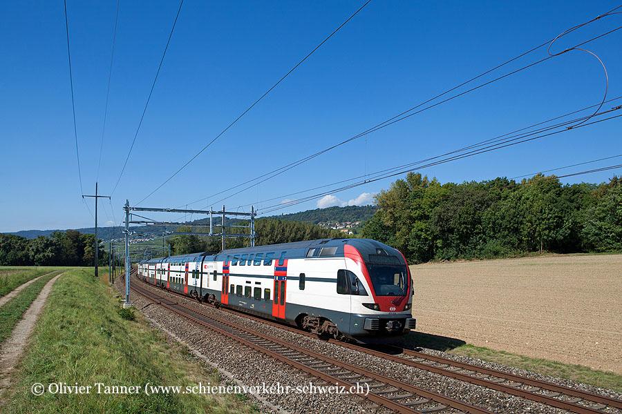 RABe 511 113 als RE Genève – Vevey