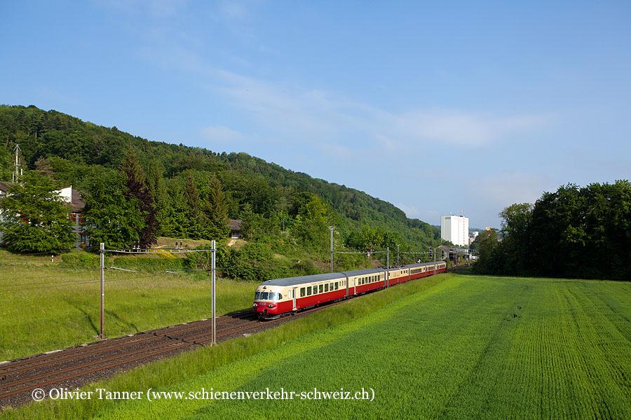 RAe TEE'' 1053 auf seiner Stammstrecke am Gotthard