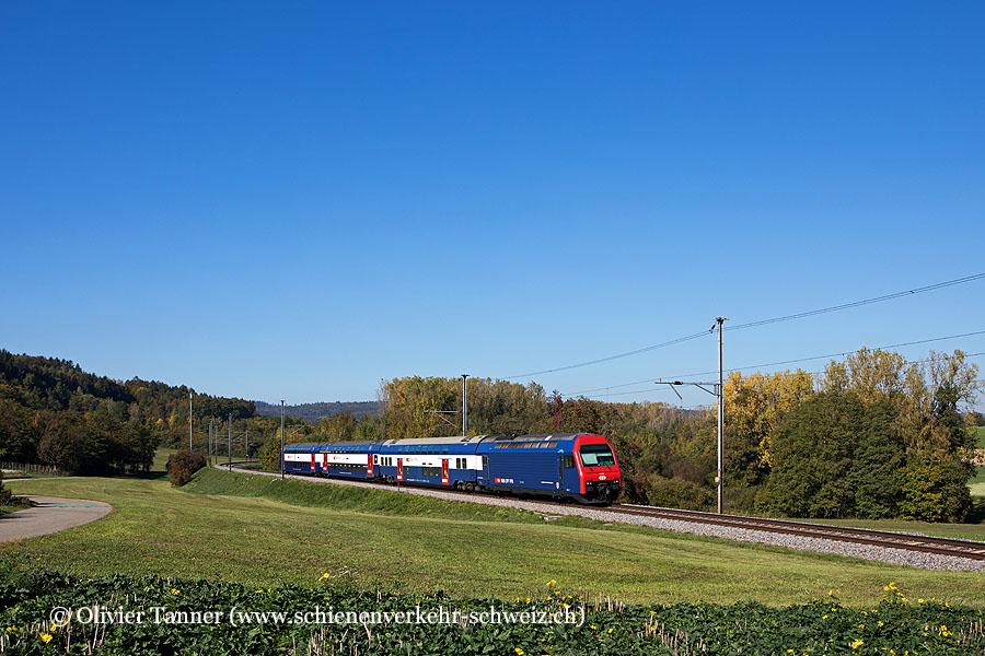 Re 450 032 als S9 Schaffhausen – Zürich HB – Uster