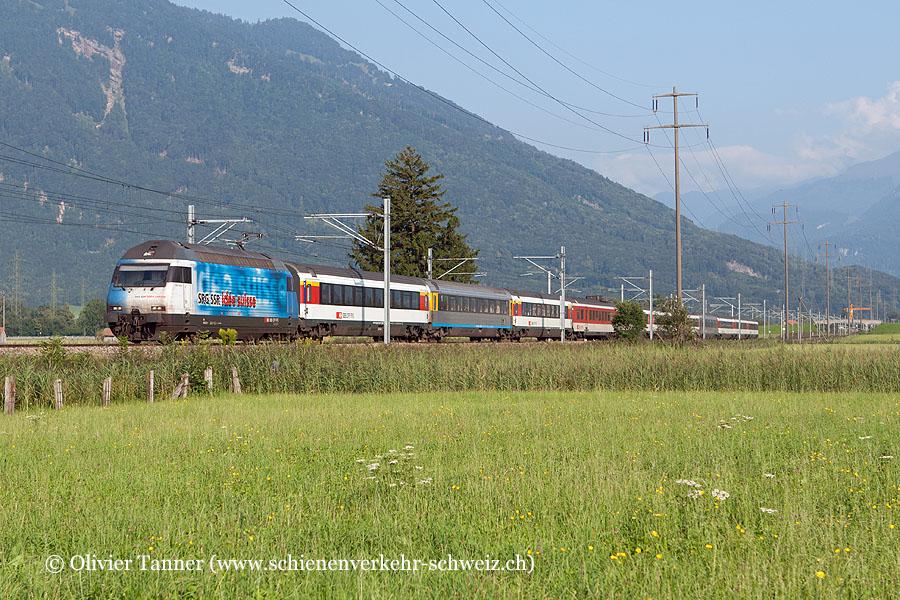 Re 460 020 ''SRG SSR idée suisse''