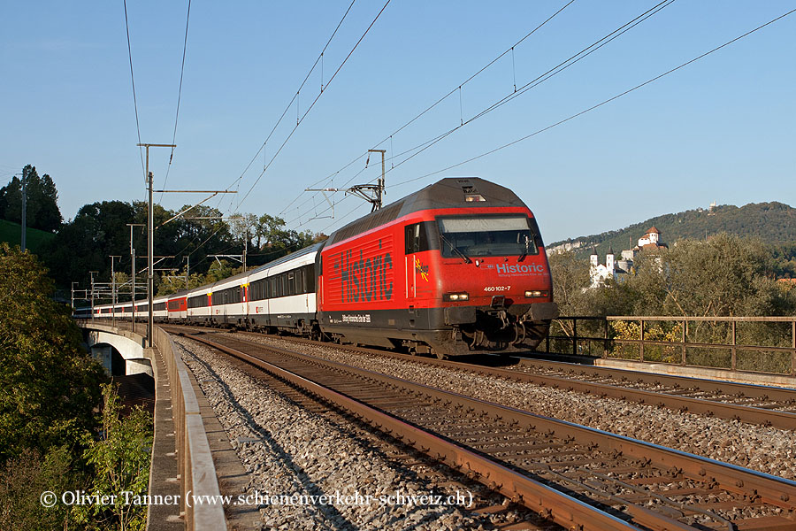 Re 460 102 ''Historic''