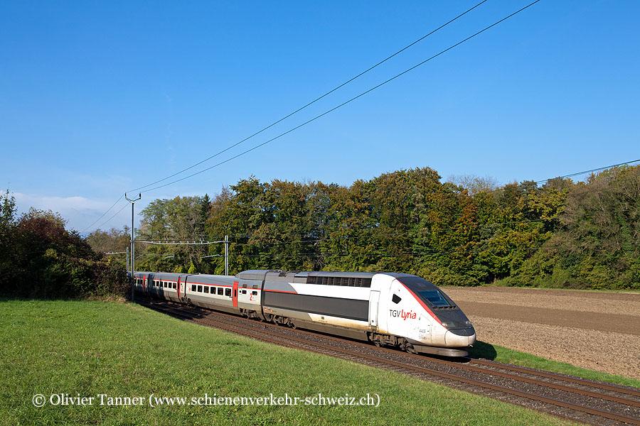 TGV POS 4405 und TGV POS 4406