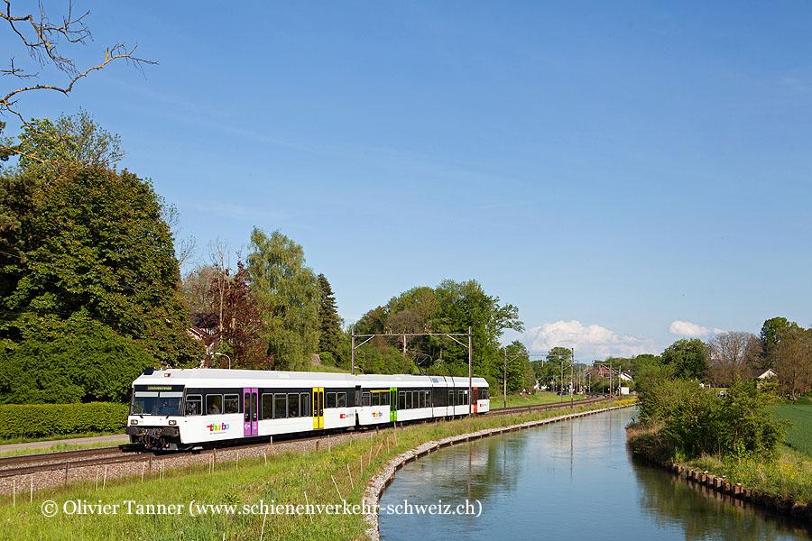 S55 St. Gallen – Weinfelden mit RABe 526 683