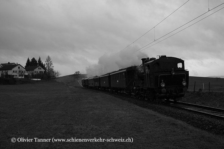 Ec 3/5 3 anlässlich des Jubiläum ''100 Jahre Mittel-Thurgau-Bahn''