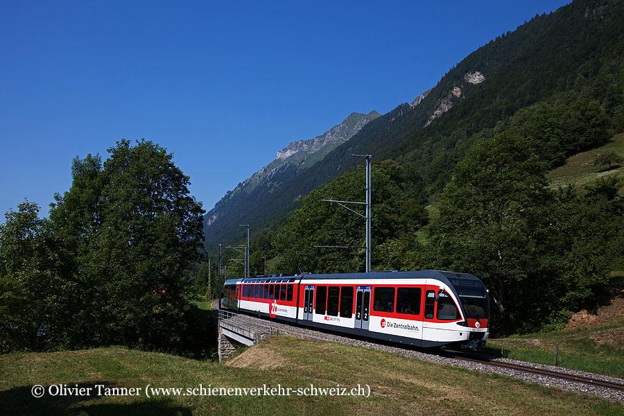 ABe 130 003 als Regio Interlaken Ost – Meiringen
